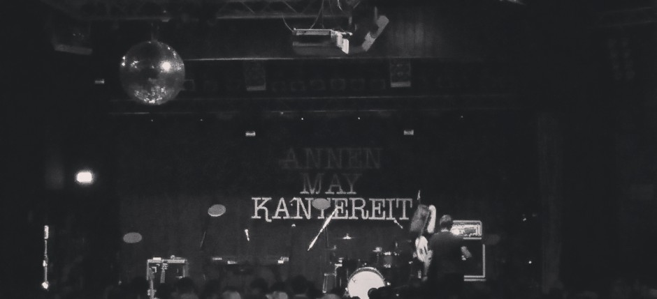 Annenmaykantereit Konzert 13.02.16